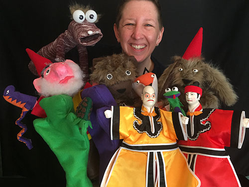 UConn Online Graduate Certificate in Puppetry Arts